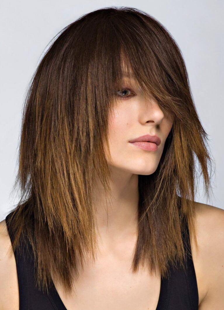 Создаем эффектные прически для тонких волос.